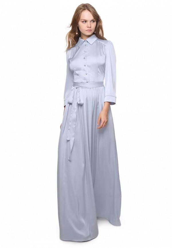 Marichuell   серый Серое платье Marichuell   Clouty