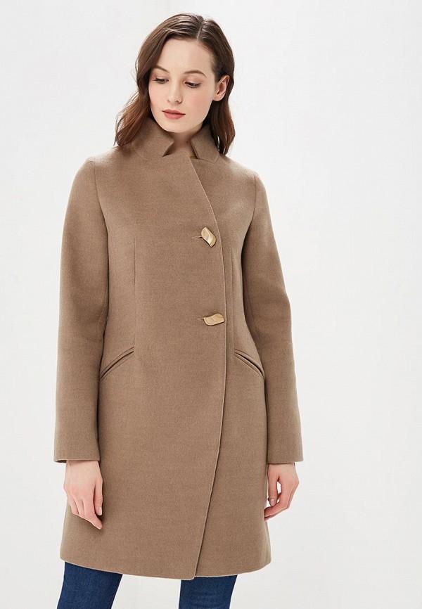 Ovelli | бежевый Женское бежевое пальто Ovelli | Clouty