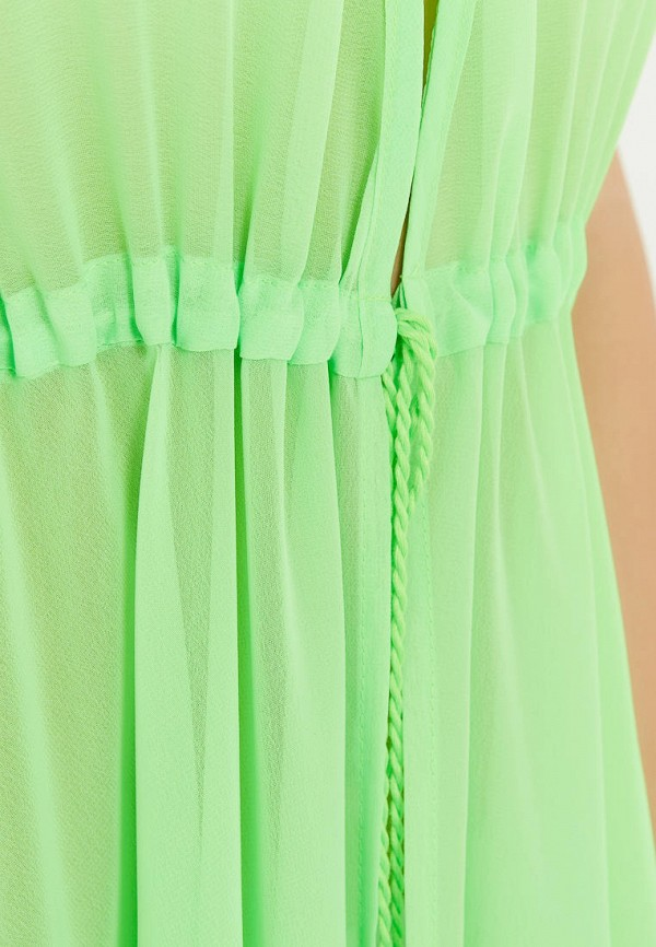 Galaberano   зеленый Летняя зеленая пляжная туника Galaberano   Clouty