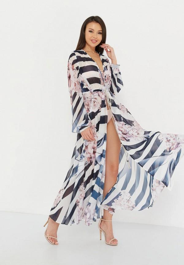 Galaberano | мультиколор Летнее пляжное платье Galaberano | Clouty