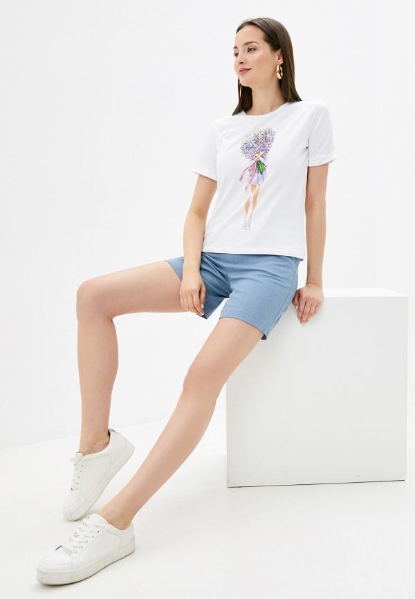 Fashion.Love.Story | белый Футболка Fashion.Love.Story | Clouty