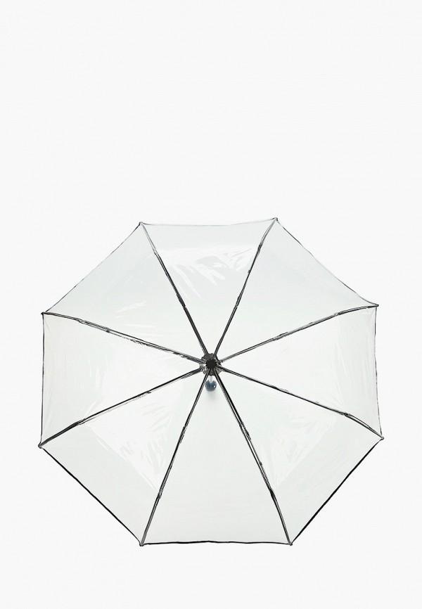 Kawaii Factory   Женский прозрачный складной зонт Kawaii Factory   Clouty