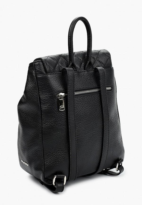 Fiato   Женский черный рюкзак Fiato   Clouty