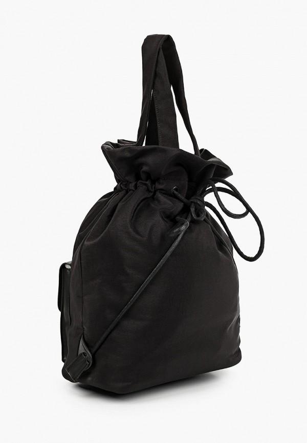 Flioraj | Женский черный рюкзак Flioraj | Clouty