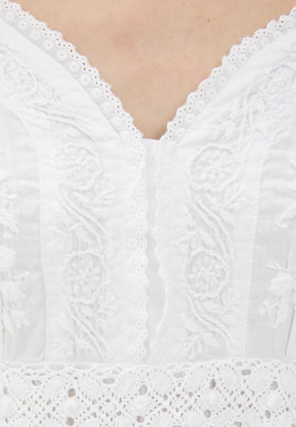 Just Beauty   белый Летнее белое пляжное платье Just Beauty   Clouty