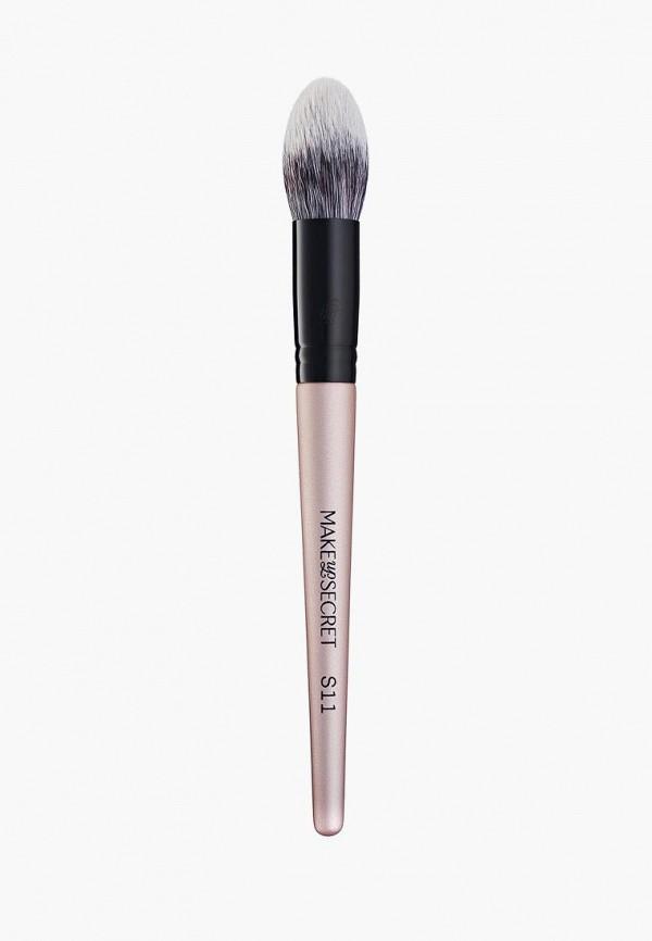 Make Up Secret | розовый Кисть для лица Make-Up Secret | Clouty