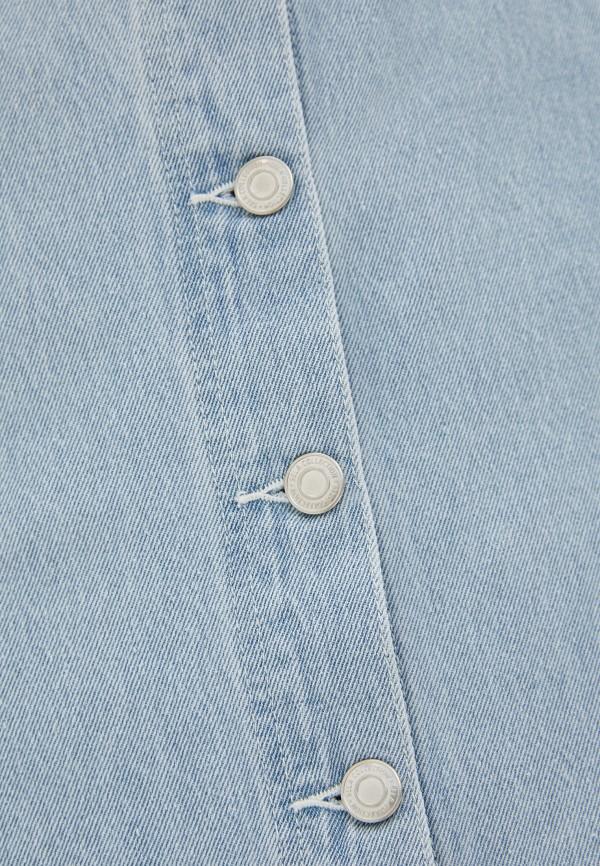 Sela | голубой Юбка джинсовая Sela | Clouty