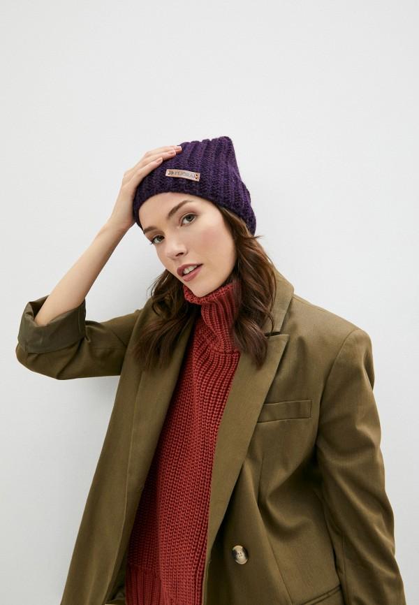 Flioraj | фиолетовый Шапка Flioraj | Clouty