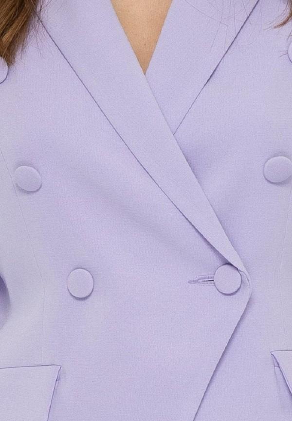 VLADI Collection | фиолетовый Жакет Vladi Collection | Clouty