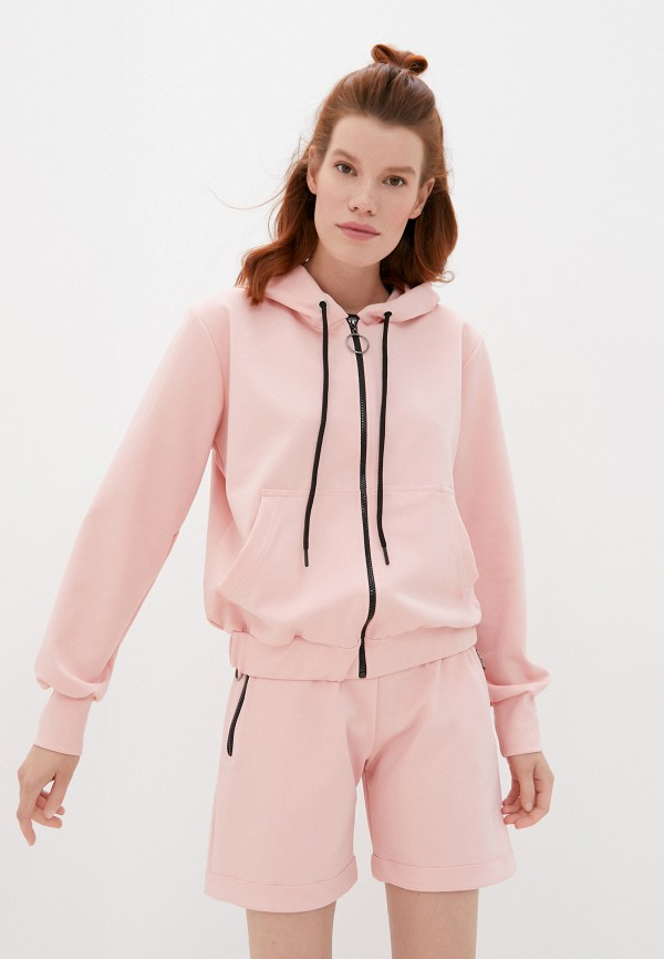 Malaeva | Женский розовый костюм Malaeva | Clouty