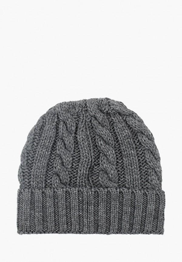 Dasti | серый Женская зимняя серая шапка Dasti | Clouty