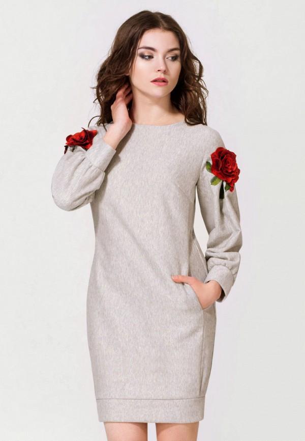 Panda | серый Платье Panda | Clouty