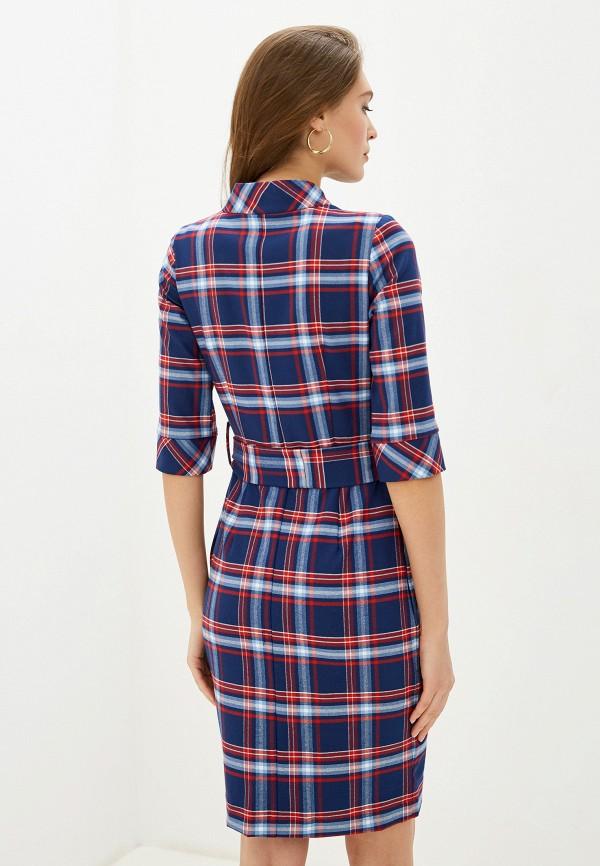 Bezko | синий Синее платье Bezko | Clouty