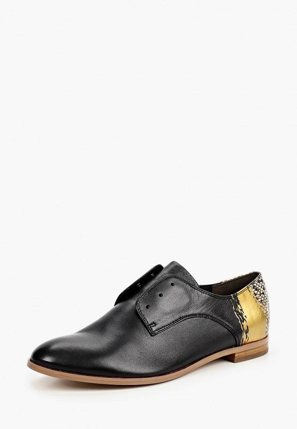 Pazolini | черный Женские черные ботинки Pazolini Тунит | Clouty