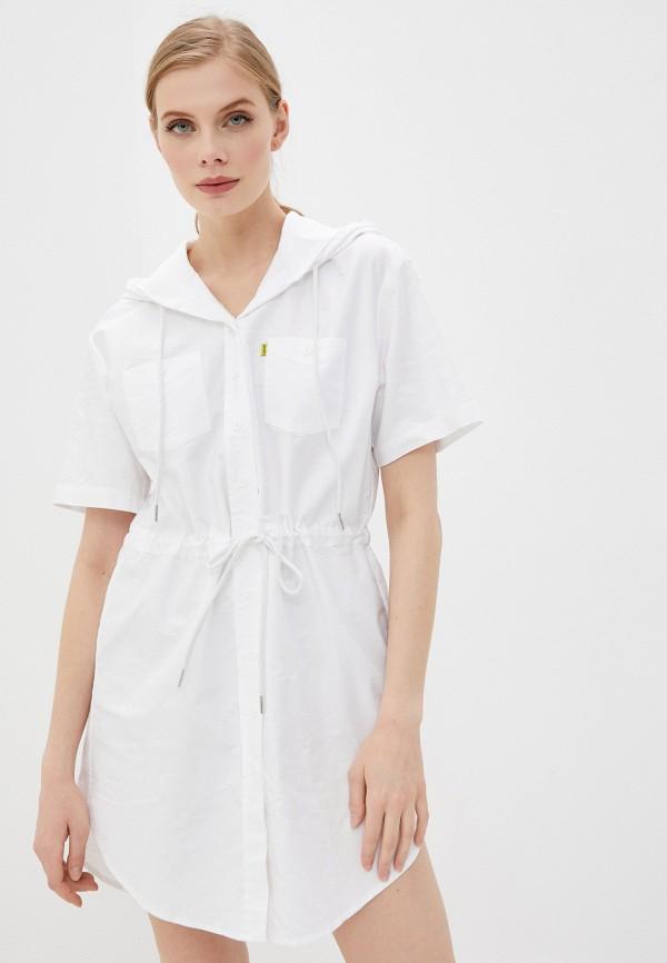 ZaSport | белый Платье Zasport | Clouty