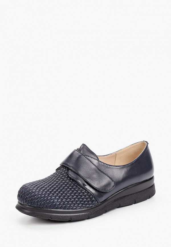 Ascalini | синий Женские синие туфли Ascalini полиуретан | Clouty