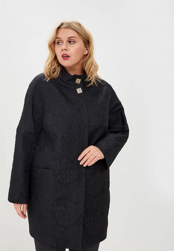 Cassidy | черный Женское черное пальто Cassidy | Clouty