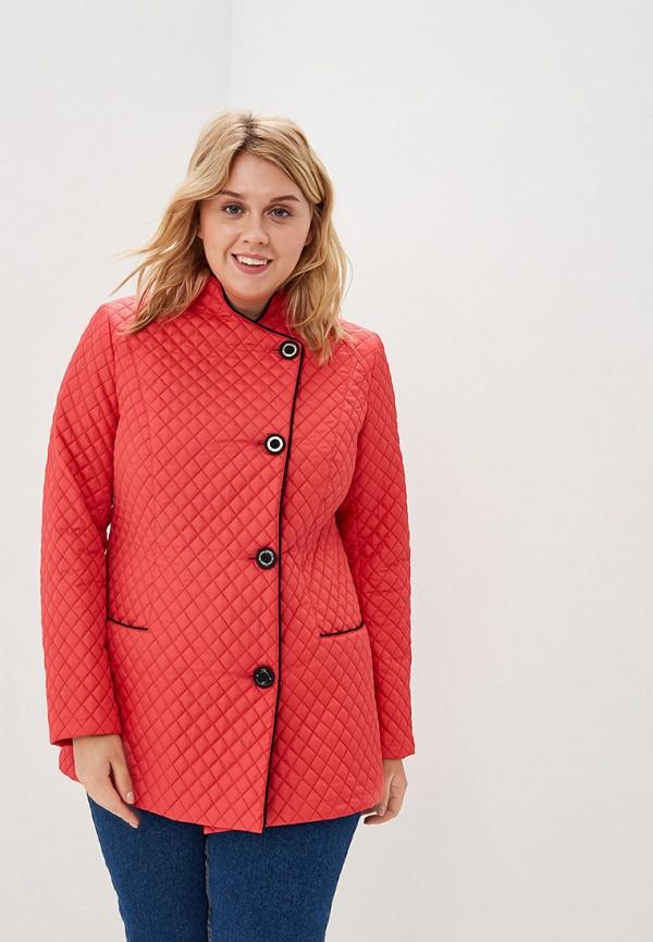 Cassidy   розовый Женская розовая утепленная куртка Cassidy   Clouty