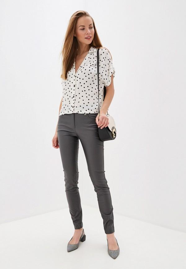 Salko | серый Женские серые брюки Salko | Clouty