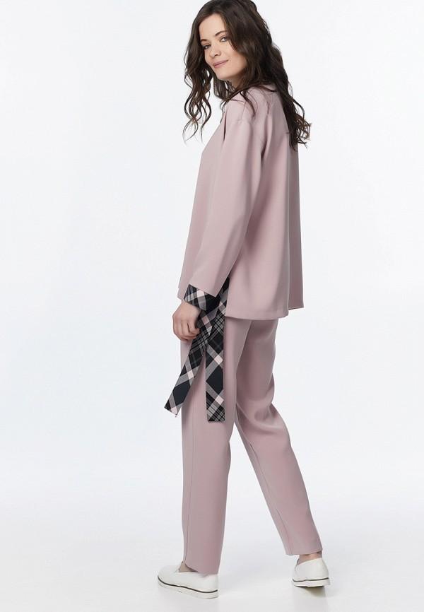 Fly | Женский розовый костюм спортивный Fly | Clouty