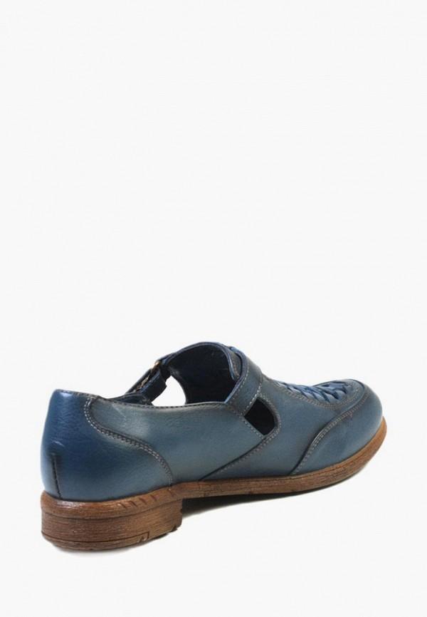 Airbox | синий Женские синие ботинки Airbox полимер | Clouty