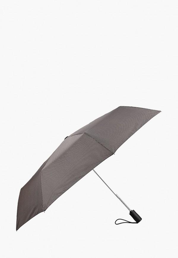 Labbra | коричневый Зонт складной Labbra | Clouty