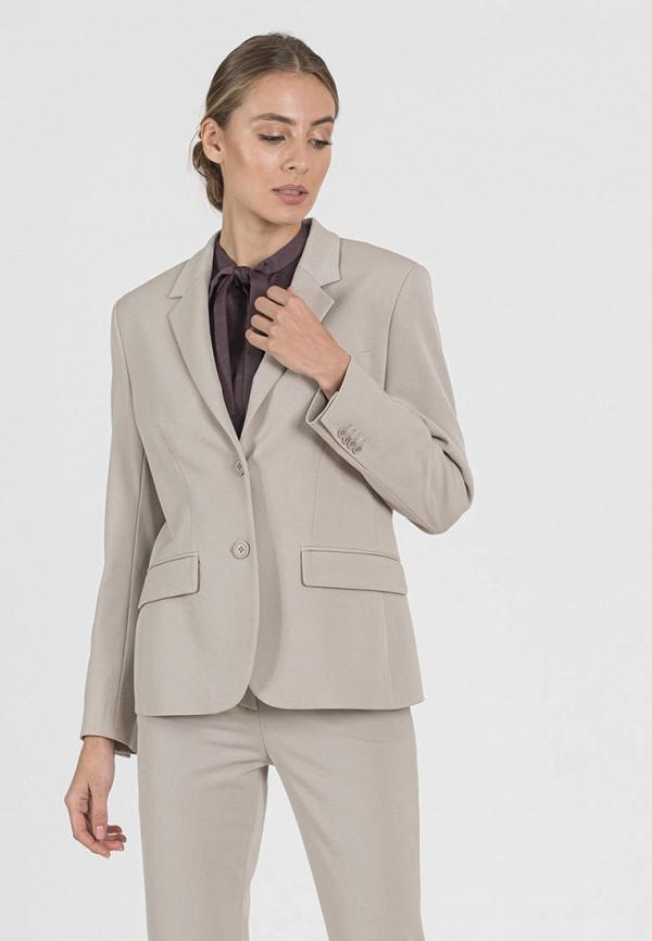 RaiMaxx | Женский бежевый пиджак RaiMaxx | Clouty