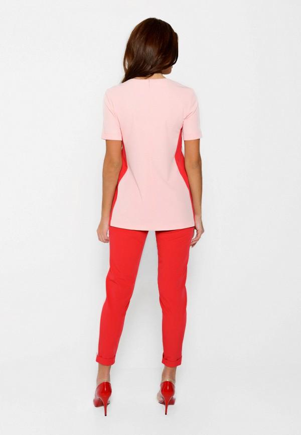 Irma Dressy | красный, розовый Женский летний костюм Irma Dressy | Clouty