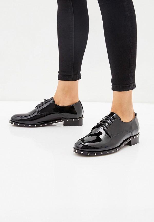 La Biali | черный Ботинки la Biali | Clouty