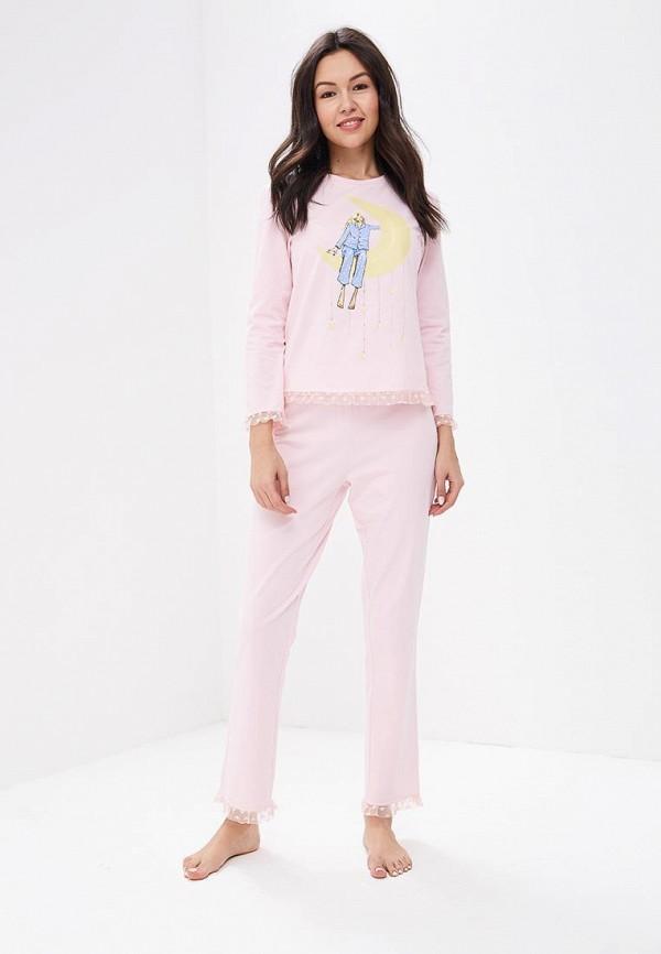 Fashion.Love.Story | розовый Пижама | Clouty