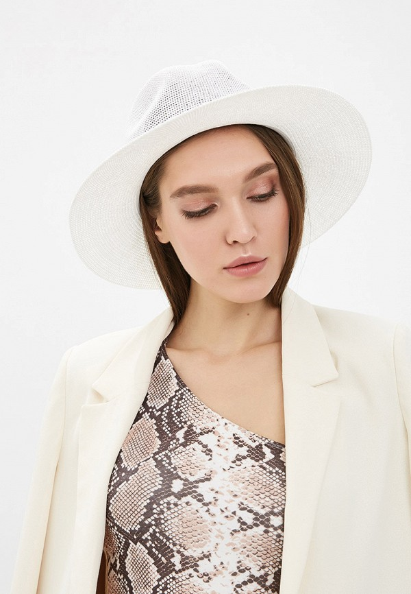 Goorin Bros. | белый Женская белая шляпа Goorin Bros. | Clouty