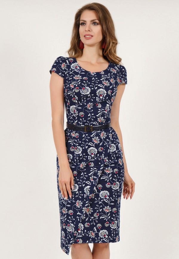Olivegrey | синий Летнее синее платье Olivegrey | Clouty
