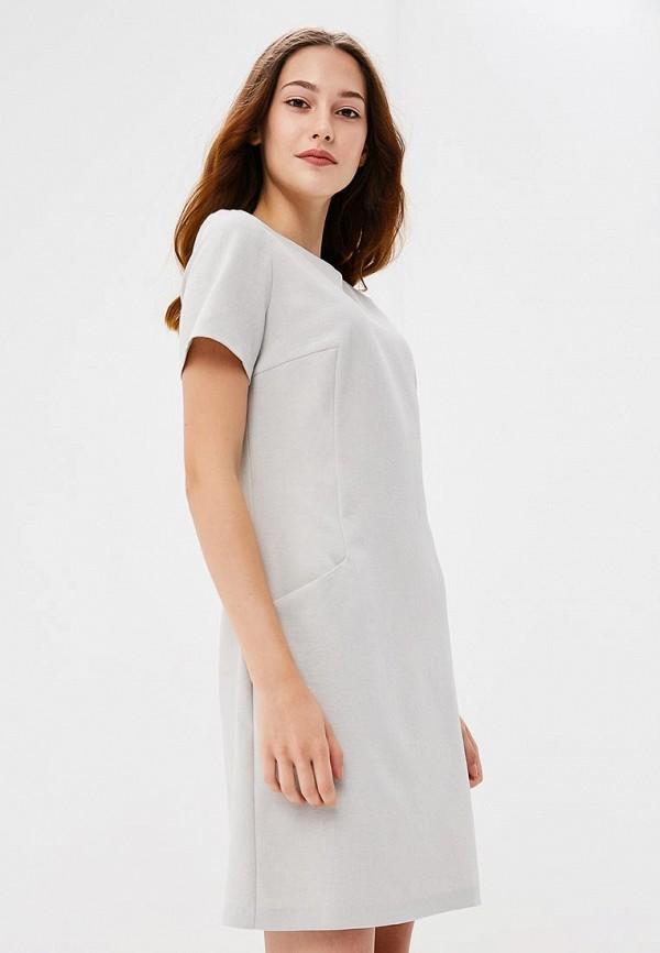 Shovsvaro | серый Женское летнее серое платье Shovsvaro | Clouty
