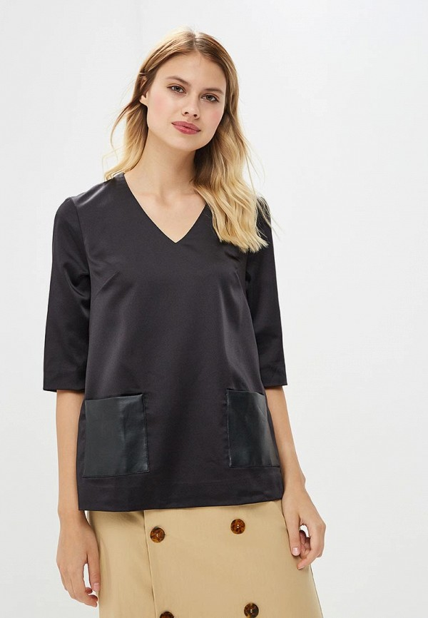 Ruxara | черный Блуза | Clouty