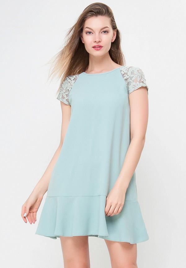 Limonti | бирюзовый Летнее бирюзовое платье Limonti | Clouty