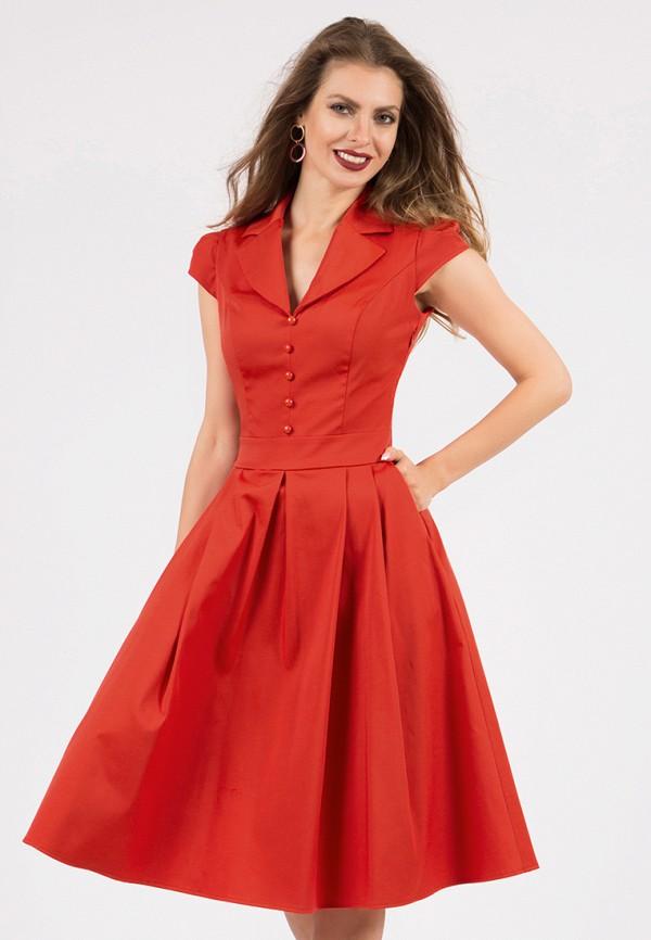 Olivegrey | красный Платье | Clouty