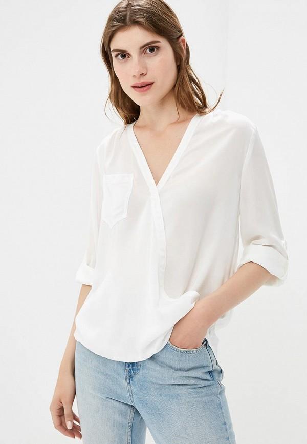Hassfashion | белый Женская летняя белая блуза Hassfashion | Clouty
