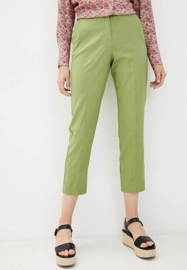 Lik Fashion | зеленый Брюки Lik Fashion | Clouty