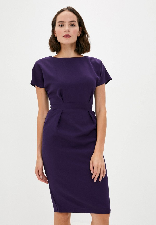 A-A By Ksenia Avakyan | фиолетовый Платье A-A Awesome Apparel by Ksenia Avakyan | Clouty