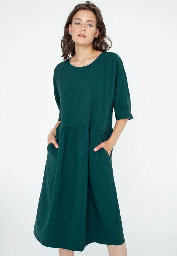 Eliseeva Olesya | зеленый Платье | Clouty
