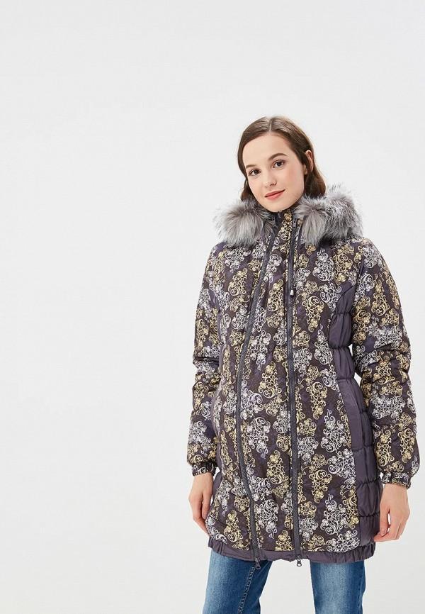 Очаровательная Адель | мультиколор Куртка утепленная | Clouty