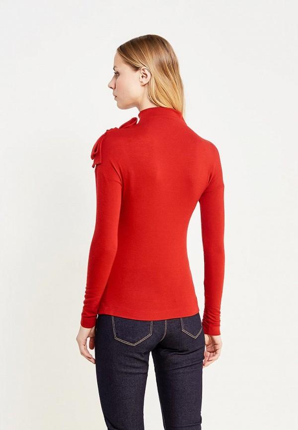 Арт-Деко | красный Женская красная водолазка Арт-Деко | Clouty