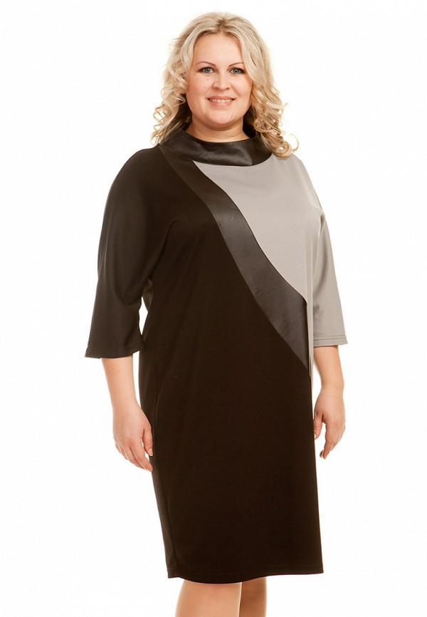 Luxury Plus | мультиколор Платье Luxury Plus | Clouty