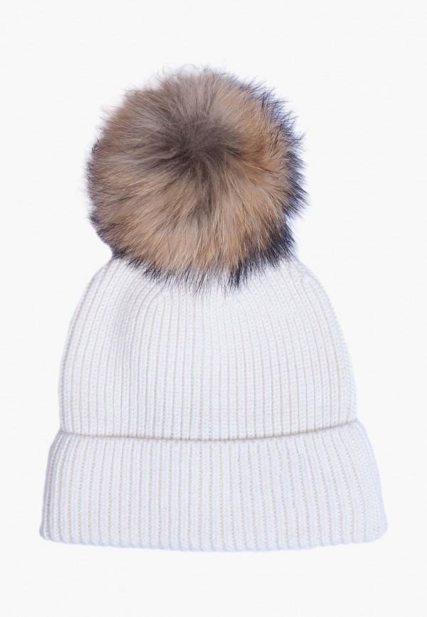 Freespirit | белый Женская белая шапка Freespirit | Clouty