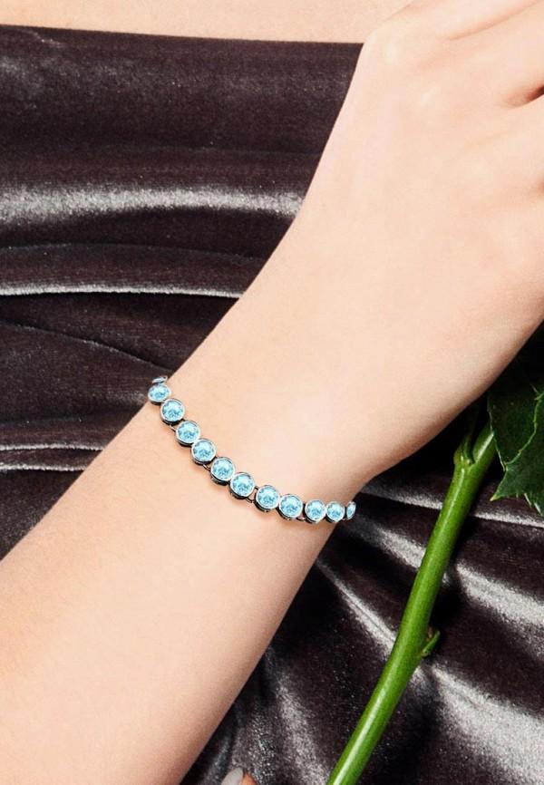 Mademoiselle Jolie Paris | голубой, серебряный Женский браслет Mademoiselle Jolie Paris | Clouty