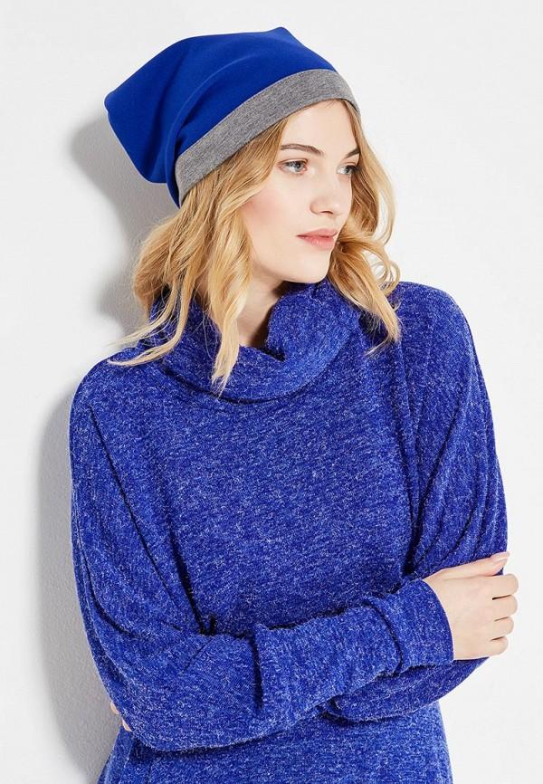 Sahera Rahmani   синий Женская синяя шапка Sahera Rahmani   Clouty