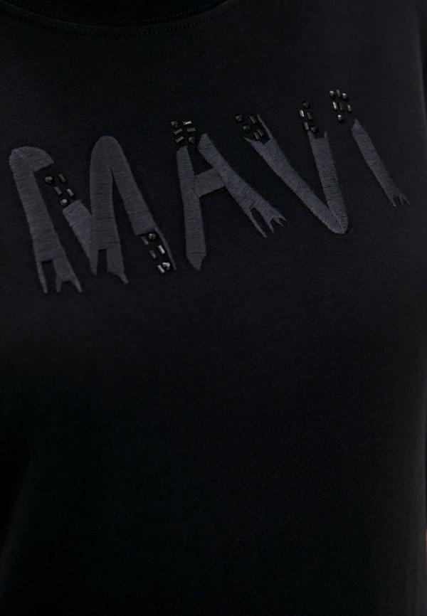 Mavi | черный Футболка Mavi | Clouty