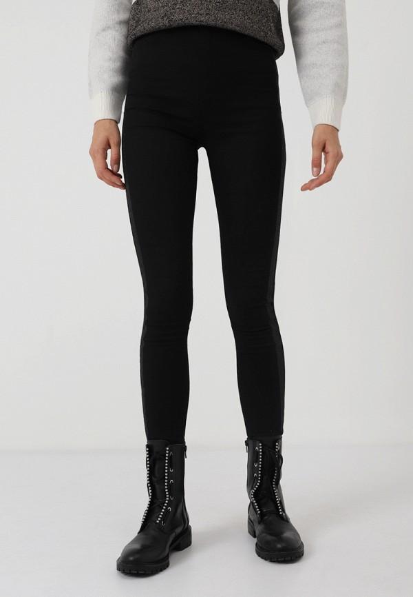 Lime | черный Женские черные джинсы Lime | Clouty