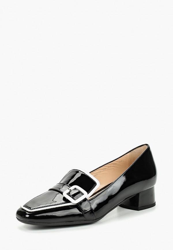 Argo   черный Женские черные туфли Argo полимер   Clouty