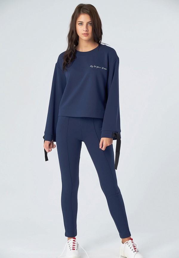 Fly | Женский синий костюм спортивный Fly | Clouty